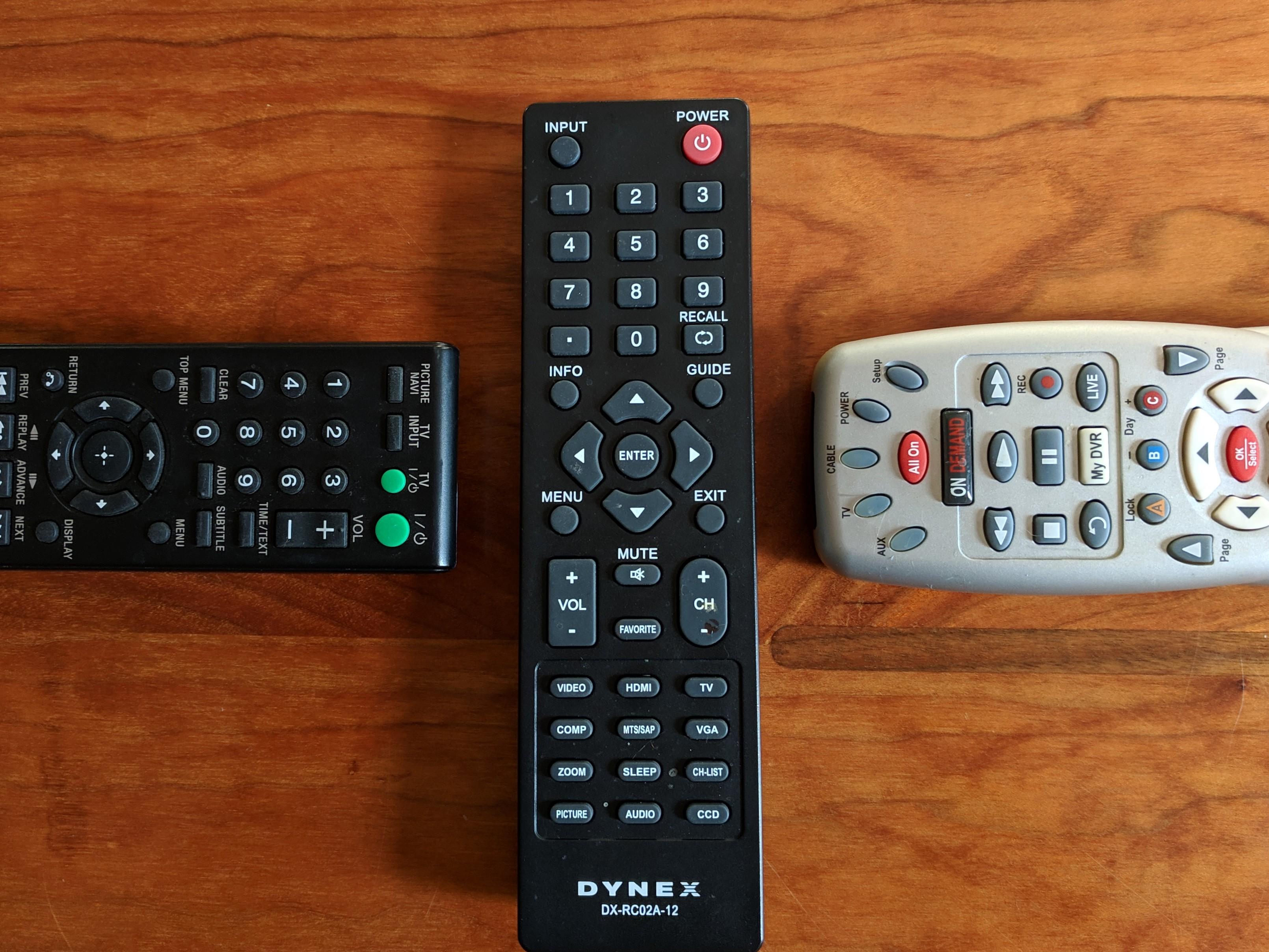 A Smarter Remote